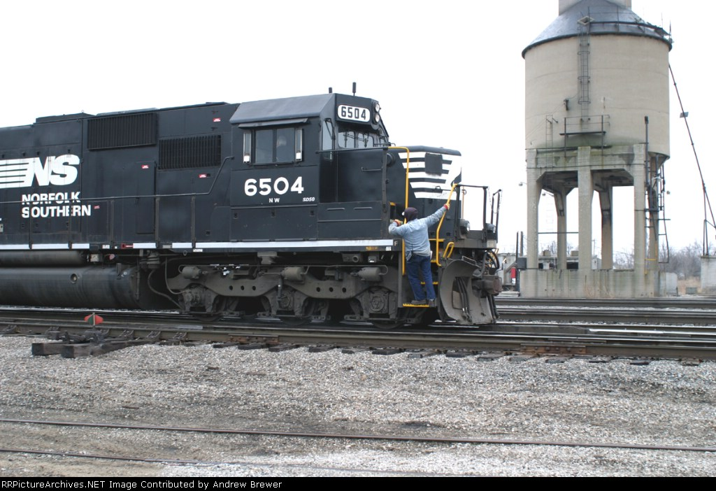 NS SD50S