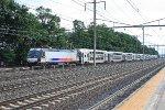 NJT 4659 on Train 7846