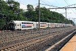 NJT 7001 on Train 7846