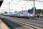 AMTK 642 on Train 670