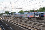 NJT 4650 on Train 7248