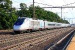 AMTK 2035 on Train 2256