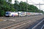 NJT 4656 on Train 7252