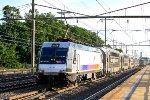 NJT 4659 on Train 7863