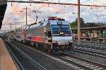 NJT 4650 on Train 7857