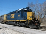 CSX 8018 Broad side Q388