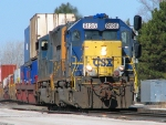 CSX 8135 Q160 COMMIN AT YOU