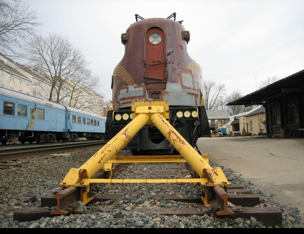 Pennsylvania Railroad 4877