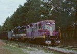 WCL 943 continues east to another gravel yard near Myrtle Beach.