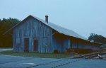 Laurinburg LRS depot.