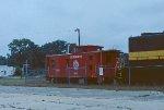 SAL caboose 5241