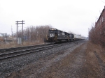 Cleveland Line action