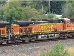 BNSF C44-9W 4908
