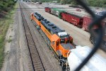 BNSF 2626 and 2934