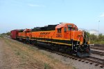 BNSF 2303 and 2639