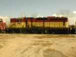 SD-24 on the dead line at North Fond Du Lac