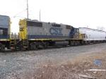 Akron Yard train