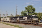 NS 1027 On NS 123 Eastbound