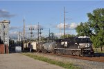 NS 9048 On NS 123 Eastbound