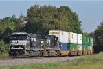NS 7005 On NS 295 Eastbound