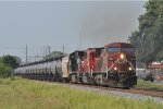 CP 9590 On NS 64 Q Eastbound