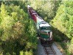 Georgia & Florida Railway GF85