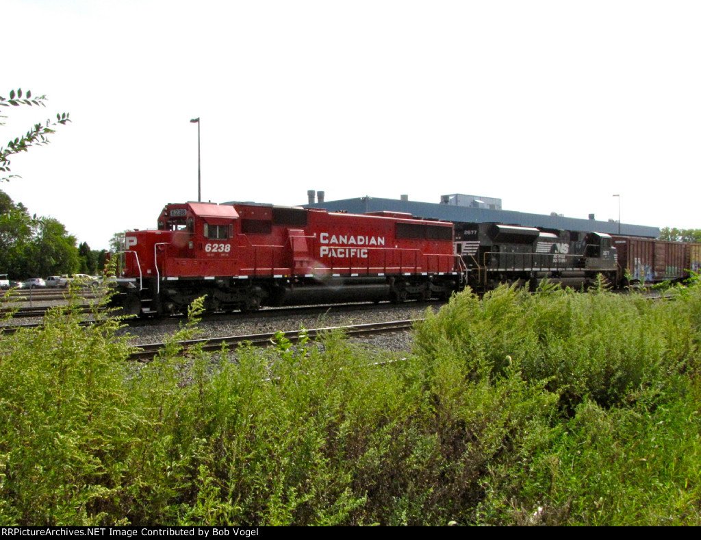 CP 6238 and NS 2677