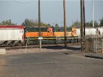 GP39M and SD40-2 at Mormon
