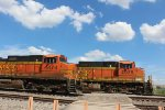BNSF 4474 and 4929