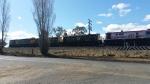 Ballast train locos