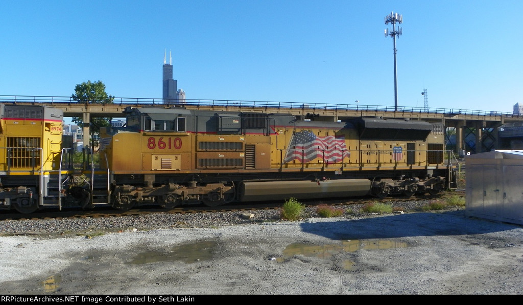 UP 8610