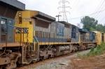 Former Conrail W8-40C