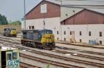 Former Conrail units