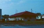 Royston depot.