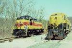 CVSR 4099 & NYSW 104