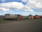 Old CN Diesel