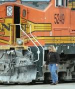 BNSF 5249