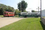 Streetcar and Trolley Bus