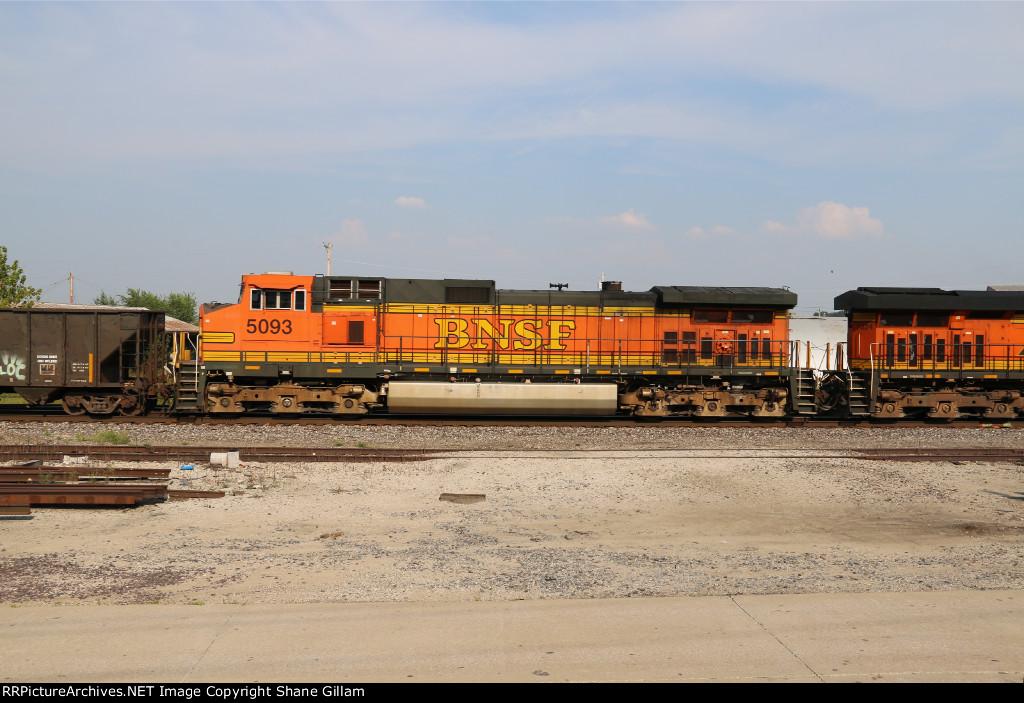 BNSF 5093