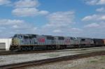 TFM 1641 leads NS train 339
