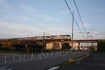 Amtrak 6:55 pm