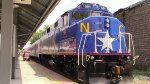 NEW RNCX 1984 Trailing Amtrak Piedmont Train 74