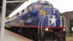 RNCX EMD F59PH 1869 in Durham, NC on Amtrak Piedmont Train 75