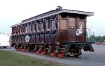 Lincoln Funeral Train Car