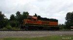 BNSF 2837 at Sikeston MO
