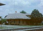 Former passenger depot?