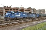 CR SD45-2's 6659 and 6665