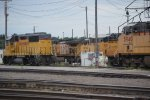 UP Engines 1216 5659 5940 6894 7179 7679 7736, Des Moines IA