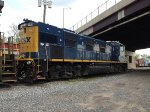 CSX Genset switcher 1324