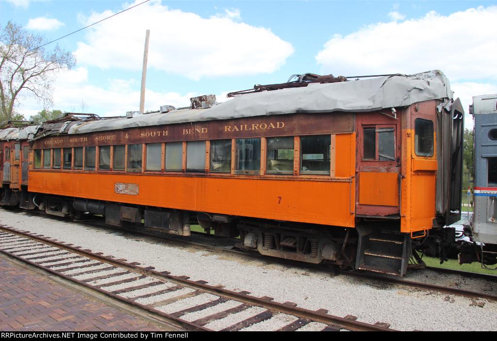 South Shore Line #7